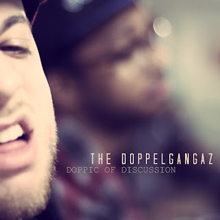 Resultado de imagen para The Doppelgangaz - Doppic Of Discussion EP