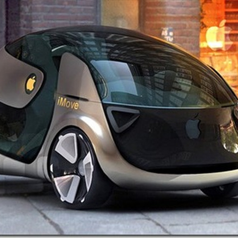 iMove – Like to drive one of these…..