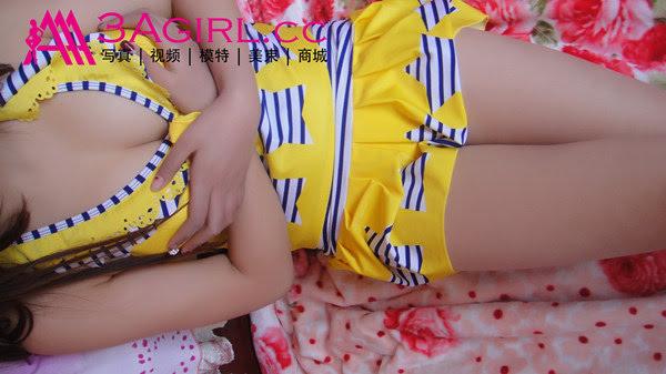 [3Agirl]3A女郎 2016-05-31 No.573-3A女郎图片