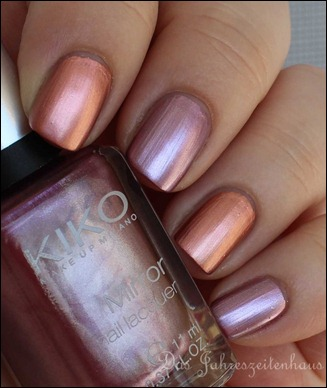 Copper Lavender KIKO MIrror