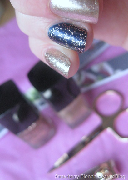 New Ted Baker Beauty Tools Amp Golden Girl Nail Polish Strawberry Blonde
