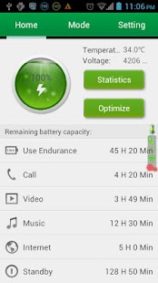 MX Battery Saver - screenshot thumbnail