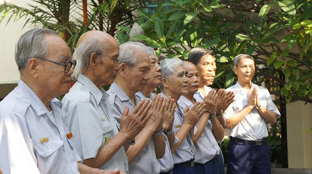 DSC06300 Lễ Hiệp kỵ   Lễ Huý Nhật Cư sĩ Sáng lập viên GĐPT Việt Nam   Tâm Minh Lê Đình Thám