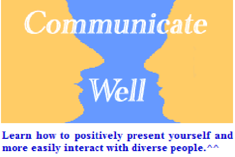 Communicate Well - screenshot