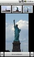 Screenshot of Statue of Liberty Wallpaper