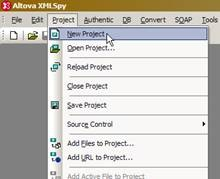 XMLSpy Project