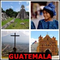 GUATEMALA- Whats The Word Answers