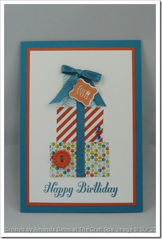 Petite Curly Label Punch, Pretty Petites, The Craft Spa, Sale A Bration, SAB, SU, Stampin Up  (3)