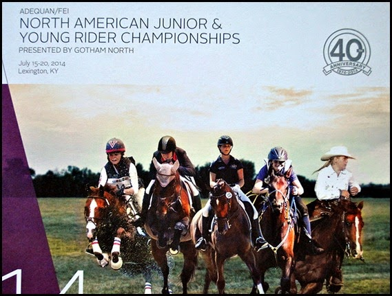 02 - North American Junior & Young Riders Championship