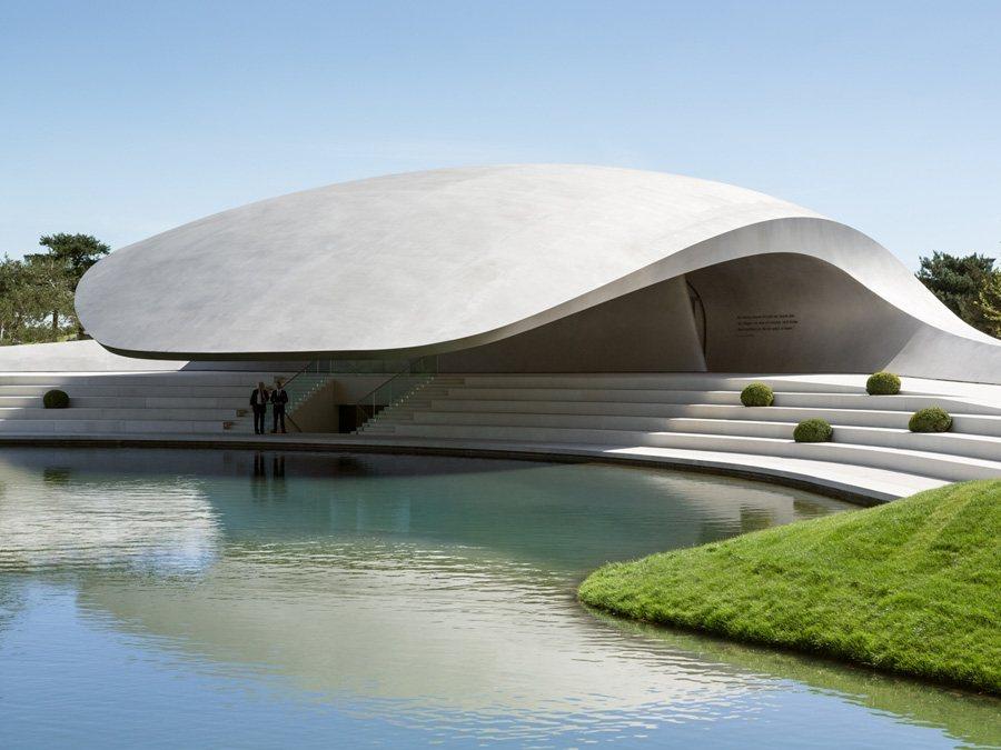 Porsche Pavilion Revista Ambientes