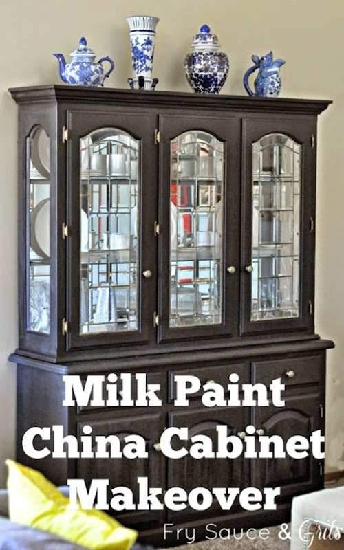 Milk-Paint-China-Hutch-Makeover-Fry-Sauce-and-Grits-
