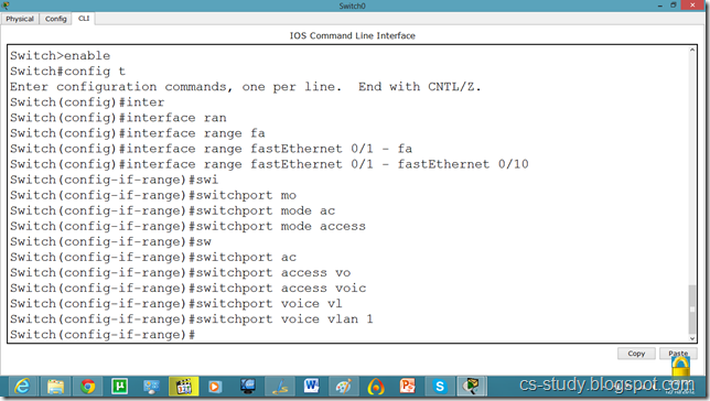 Configuring VOIP on Packet Tracer   Networking for Beginners
