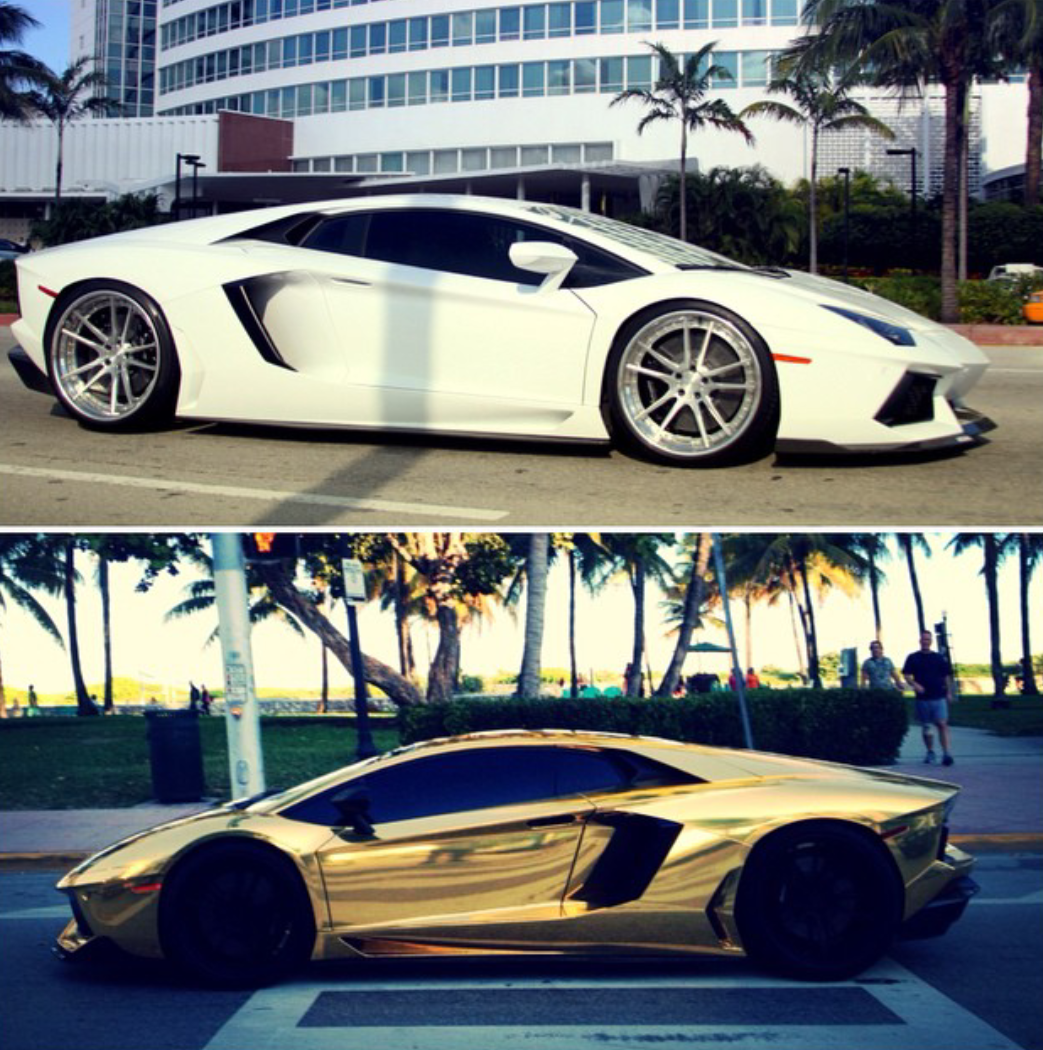 Lamborghini Aventador Rental: Lamborghini Aventador Rental Miami