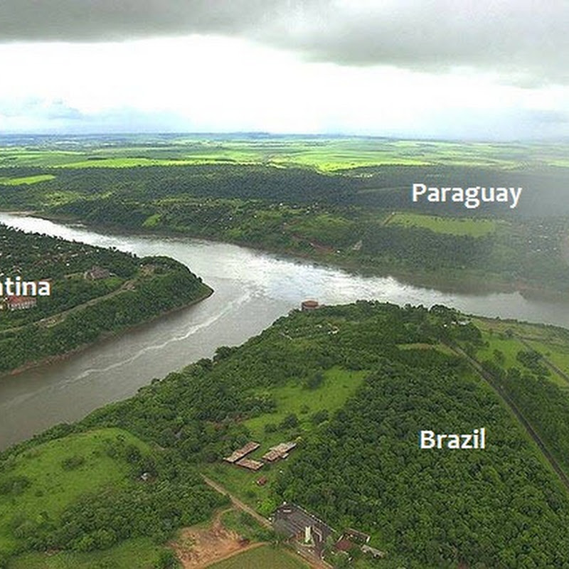 Triple Frontier: The Tri-Border Between Argentina, Brazil and Paraguay