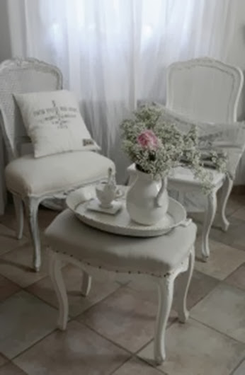 shabby and charme romanticissimo shabby chic. Black Bedroom Furniture Sets. Home Design Ideas