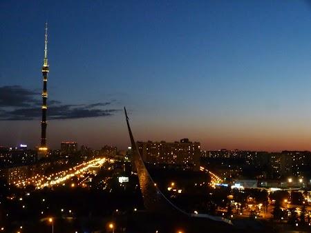 Turnul televiziunii Moscova
