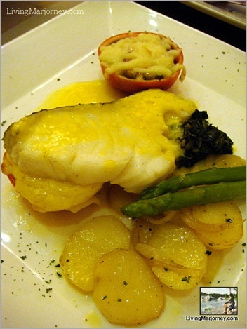 Sweet Bella: Chilean Sea Bass