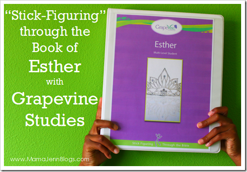 Esther ~ Grapevine Bible Studies