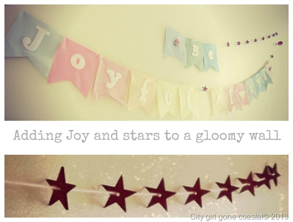 adding joy and stars