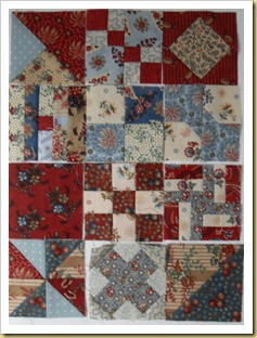 Temecula 12 Days of Christmas blocks