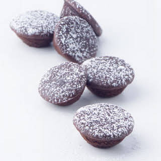 Mini Chocolate Cupcakes Recipes.