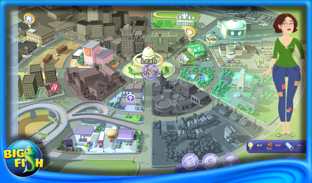 Life Quest 2:Metropoville Full - screenshot