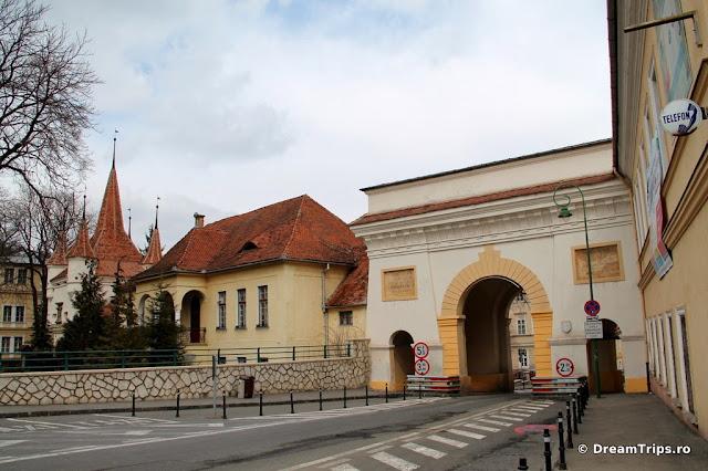 Poarta Şchei Brașov