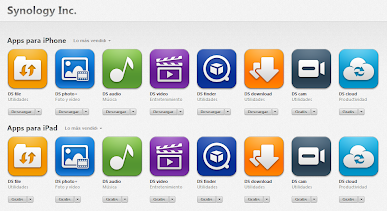 App Store Synology