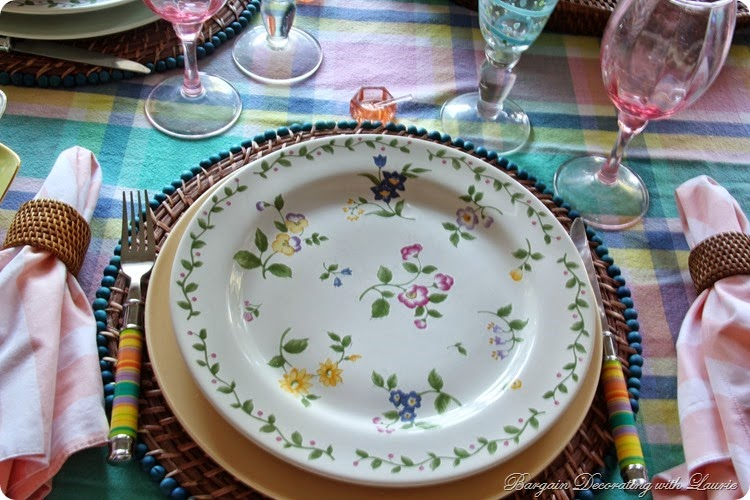 Garden Tablescape 11