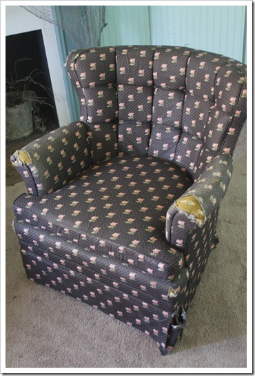 Goodwill Chair Redo