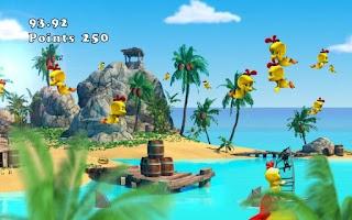 Screenshot of Chicken Blast - Free