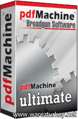 Broadgun pdfMachine Ultimate 15.22