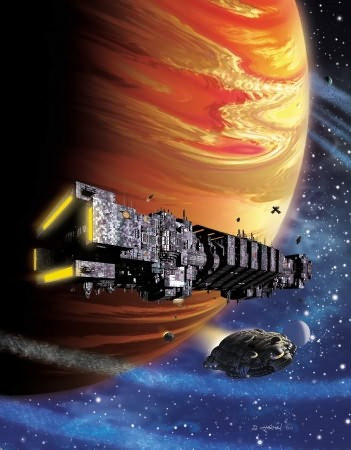 Alastair Reynolds Merlin 1: Hideaway