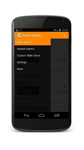 Slow Wake Alarm Clock