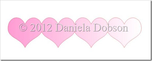 Four Hearts by Daniela Dobson