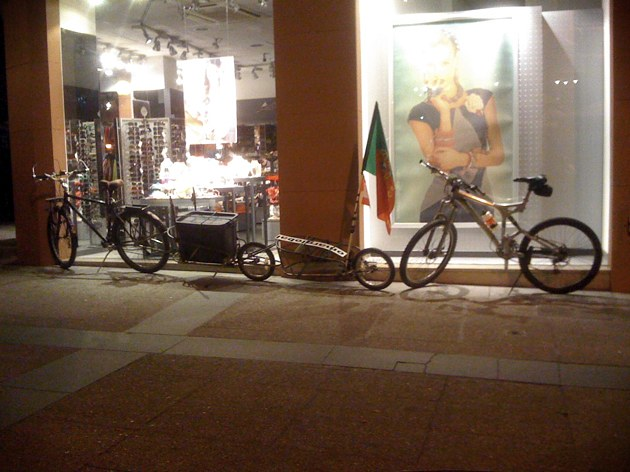 Estacionamento bici 002
