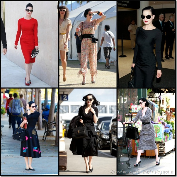 Dita daytime outfit 2