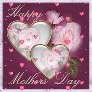 Happy Mothers Day Hearts LWP Vs 3D Live Wallpaper