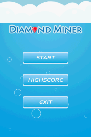 Diamond Miner - screenshot