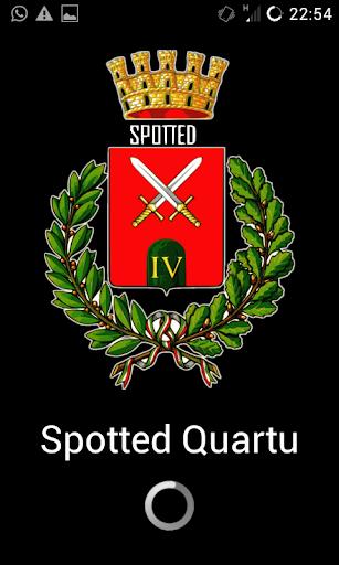 Spotted Quartu