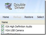 Double Driver: fare il backup e ripristino dei driver su Windows 8 e precedenti
