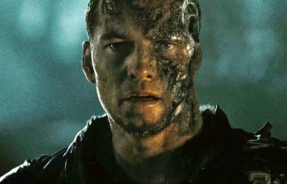 Sam Worthington - Terminator Salvation