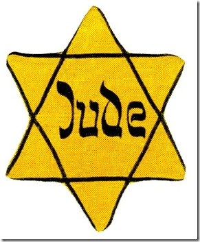 Nazi Patch for Jew