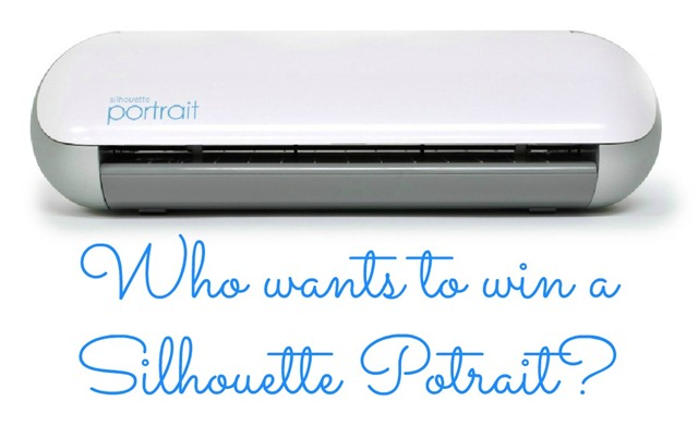 Silhouette Portrait Giveaway #silhouette #giveaway