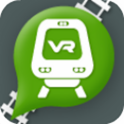 Live train map icon