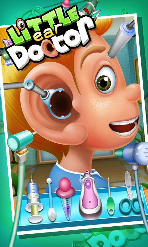 Little Ear Doctor- screenshot