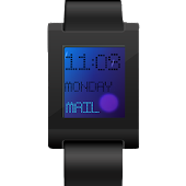 PEBBLE WATCH WIDGET PRO