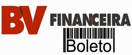 boleto bancario bv financeira