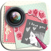 photo frames love cards