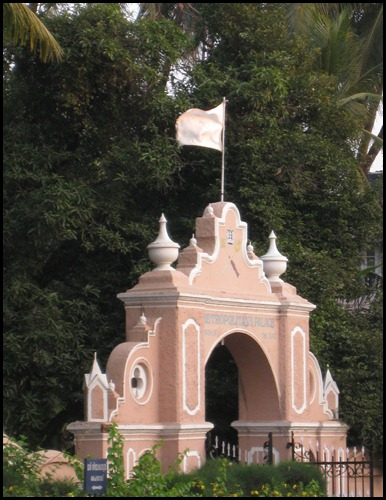 The Gate of the Gate of All India